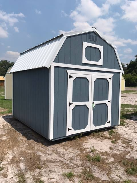 Customize Your Sheds