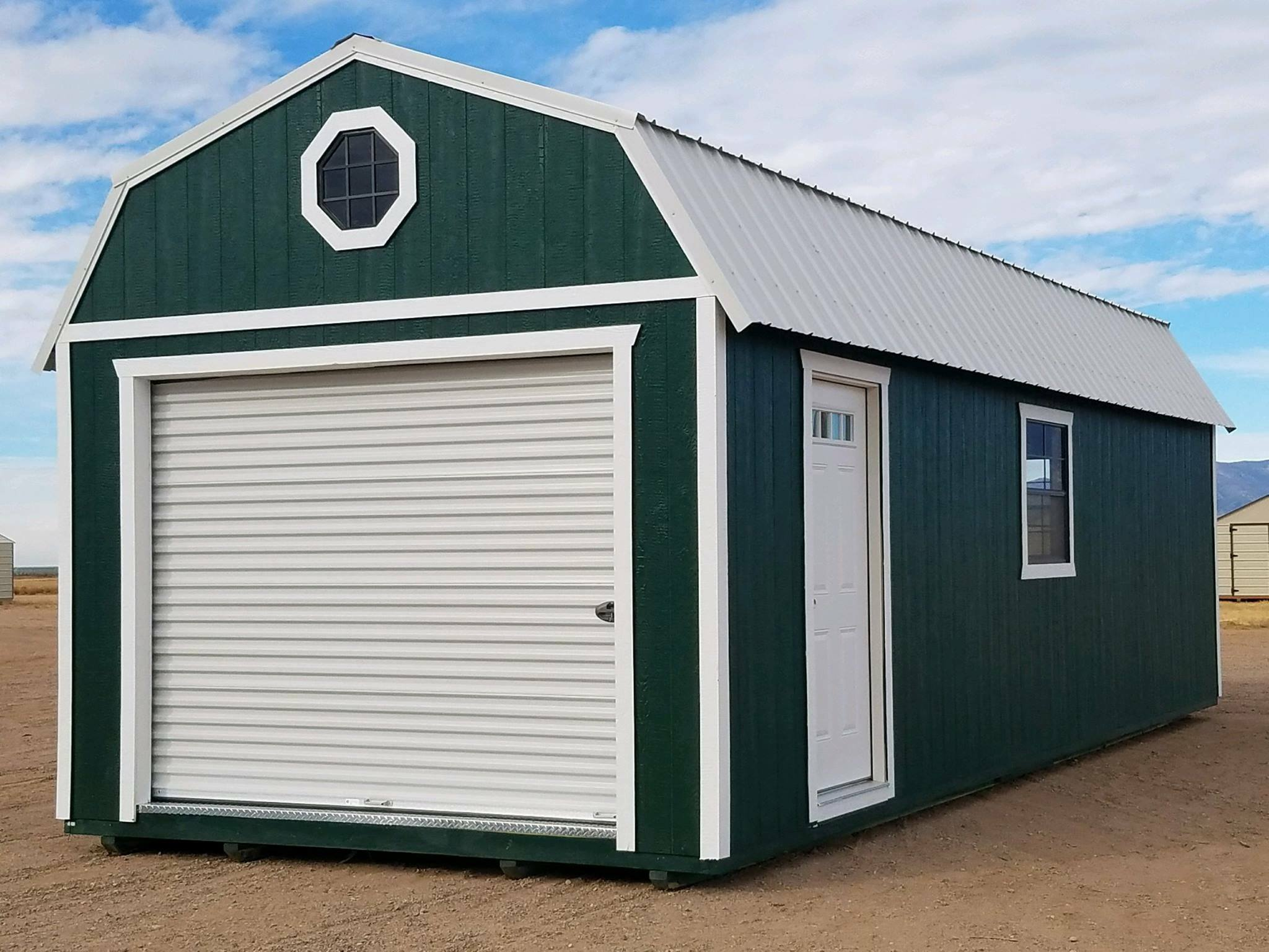 Green Shed